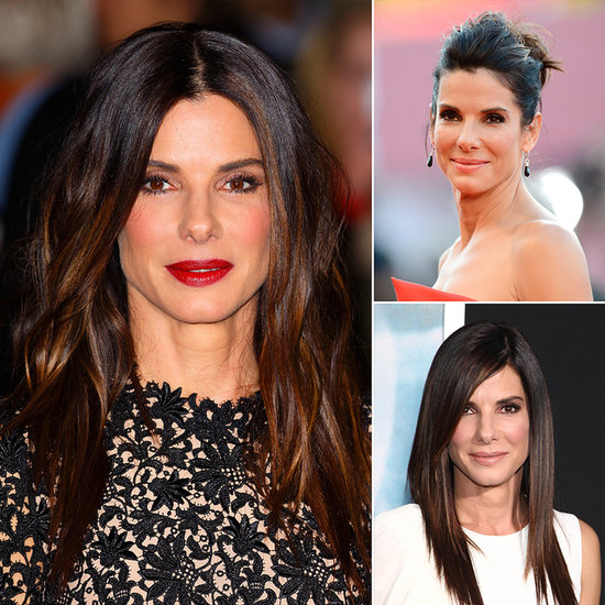 All of Sandra Bullock's Beauty Looks From the Gravity Press Tour