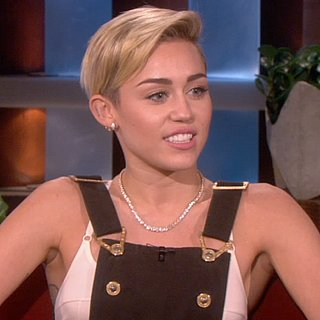 Miley Cyrus on Ellen in October 2013 | Video