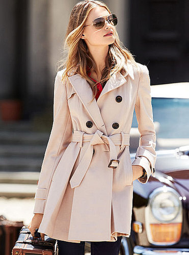 The Wool Trench Coat