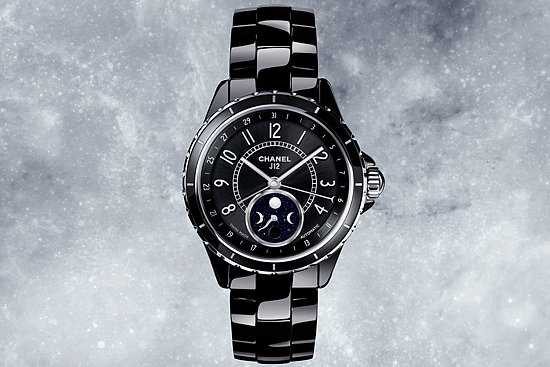 The latest watch from Chanel may be its best yet.  Photo courtesy of Chanel