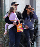 Matt Damon Spends More Time With Family Amid Big News With Ben Affleck