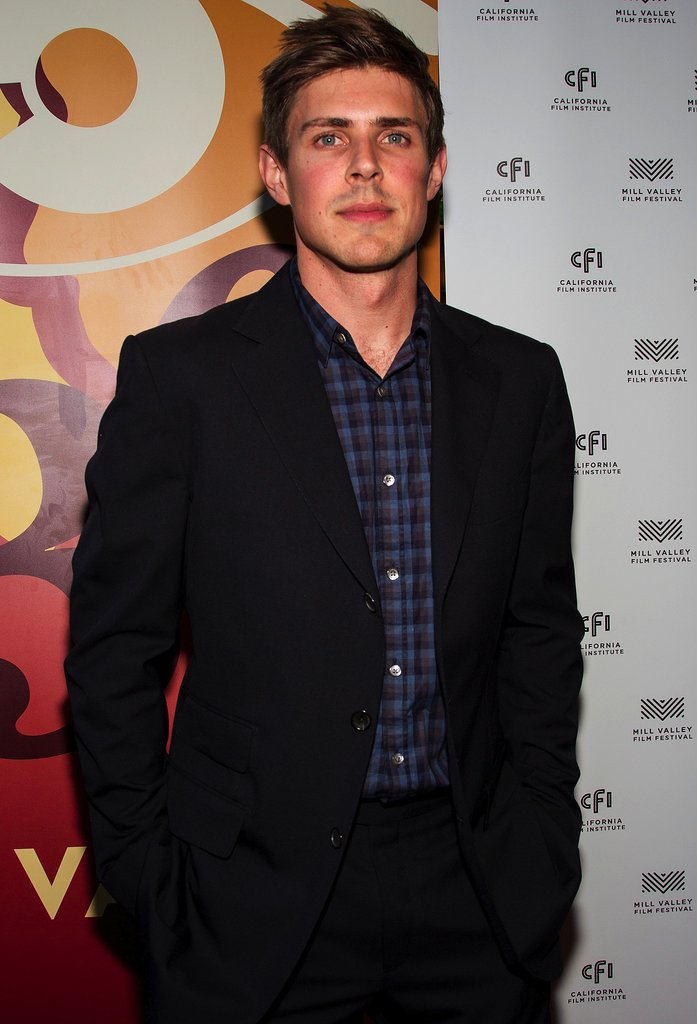 Chris Lowell Lowell got his start on Veronica Mars, and he's slowly gaining more recognition, which we're happy about — he's handsome and charming. He'd also make a great Christian; physically, he's a pretty close fit.