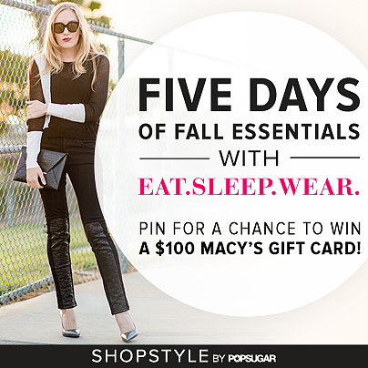 Pin For a Chance to Win a $100 Macy's Gift Card!