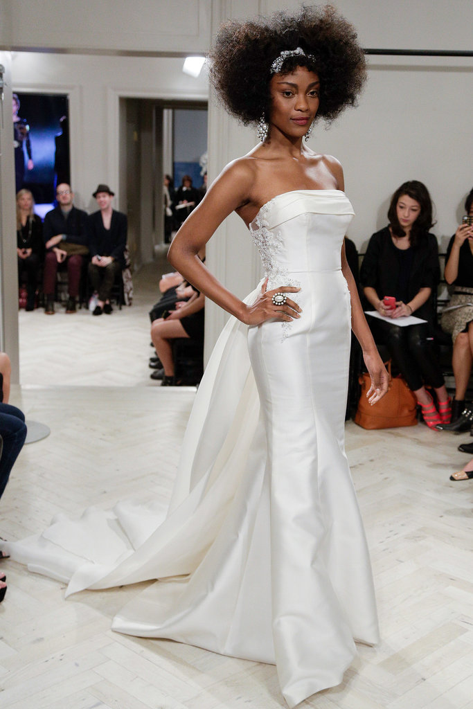Badgley Mischka Bridal Autumn 2014