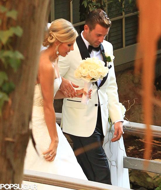 The Hills' Jason Wahler Wedding Pictures | POPSUGAR Celebrity