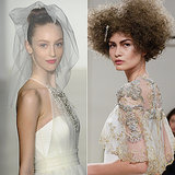 Gorgeous Bridal Beauty Inspiration From the Fall 2014 Runways