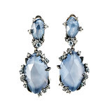 Alexis Bittar Fine Mystic Marquis Drop Clip Earrings ($1,995) Photo courtesy of Alexis Bittar