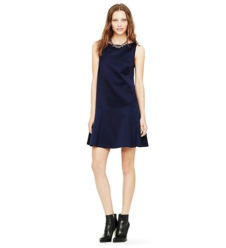 Looking for something on the simpler side? This Club Monaco Marcella drop waist dress ($180) is easy with a flirty fit.