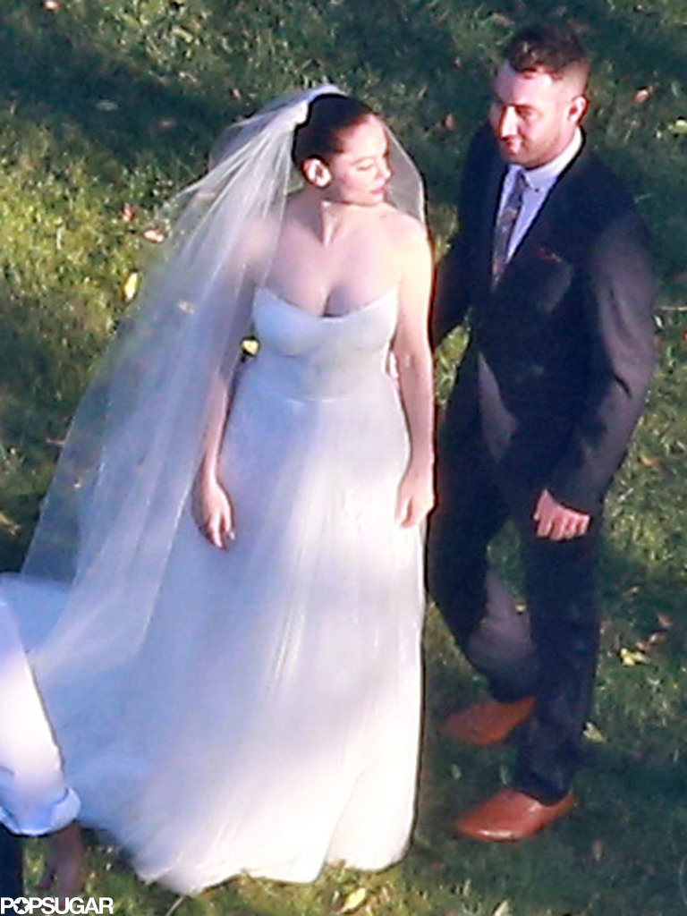 See Rose McGowan's Stunning LA Wedding Pictures