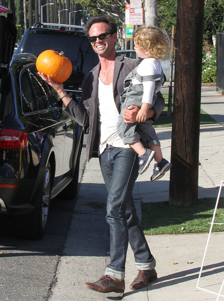 Walton Goggins and Augustus