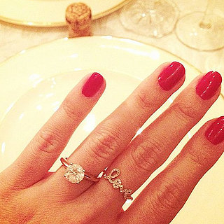 Lauren Conrad Engagement Ring Photos | Video