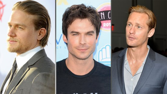 Video: Calling All Hot Men! Who Will Replace Charlie Hunnam in Fifty Shades of Grey?
