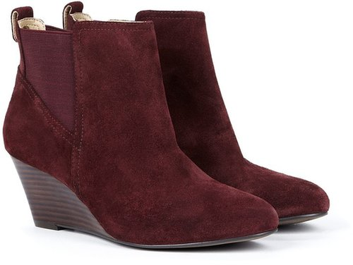 Addison ankle bootie