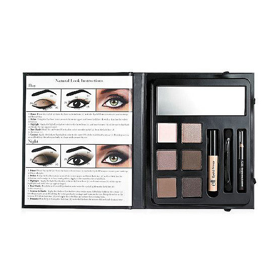 Talk about bang for your buck! The E.l.f. Beauty Book Eye Set ($5) comes with everything you need to create a stunning smoky eye, along with handy instructions for foolproof application.