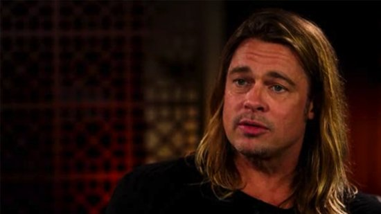 Brad Pitt's Latest Interview, DWTS Highlights, Julianne Moore, and More on POPSUGAR Live!