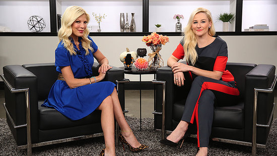 Tori Spelling Talks Reuniting With a 90210 Costar, Reality Show Life, and DIY Fun