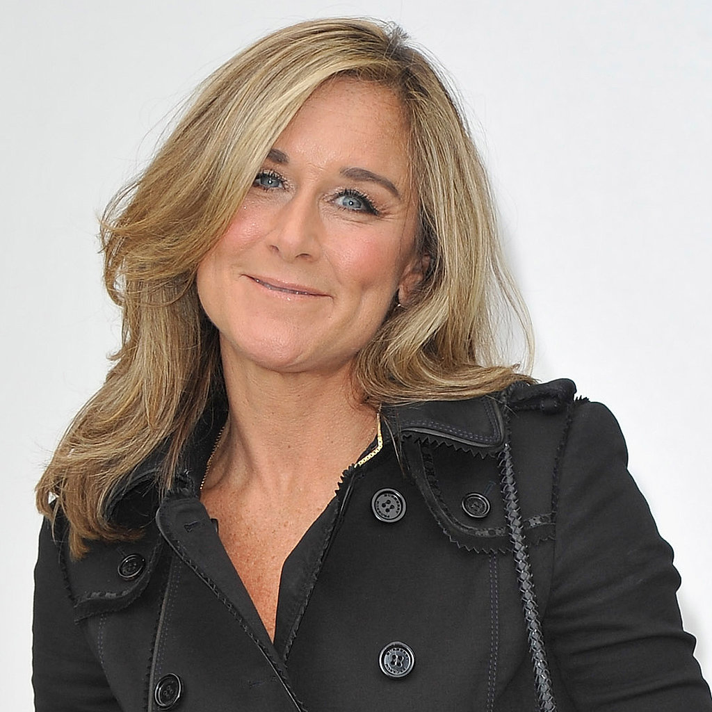 Who Is Angela Ahrendts? Meet Apple's New High-Fashion, Hi-Tech Exec