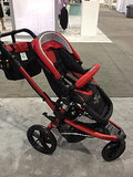 Jané's Trider Extreme is the company's all-terrain stroller that features a visible, adjustable suspension.