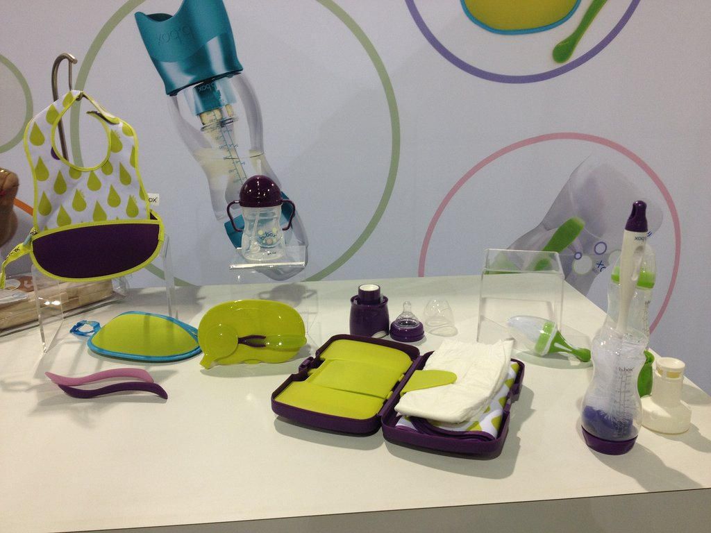 B. Box — an Australian baby brand — will introduce a full line of modern baby accessories and feeding equipment.
