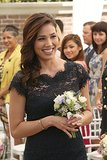 Angela (Michaela Conlin) is Brennan's maid of honor.
