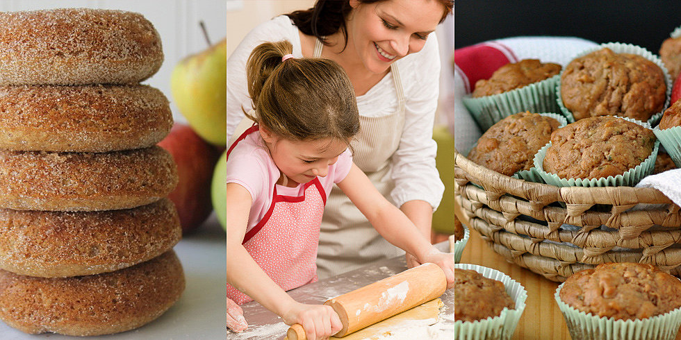 Sweet Apple Treats For Snack Time