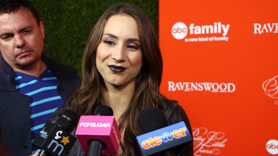 "Video: Pretty Little Liars' Troian Bellisario Talks ""Kicking Ass"" in the Halloween Episode!"