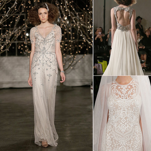 Bridal Fashion Week Wedding Dresses