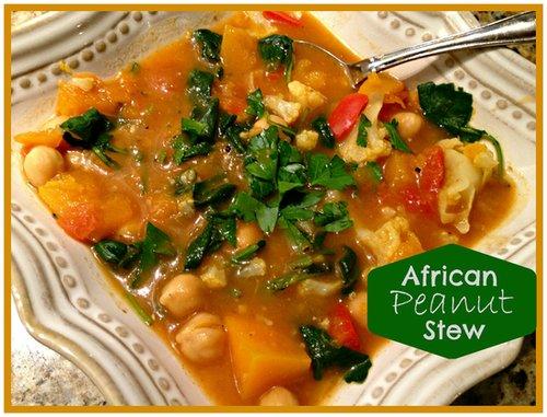 African Peanut Stew