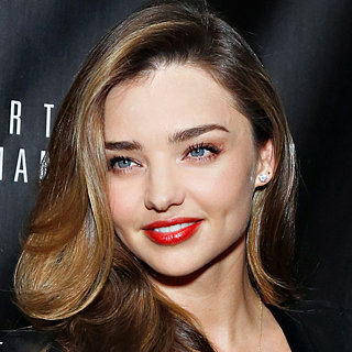 Beautiful Celebrity Hair & Makeup Looks: Miranda Kerr Beauty