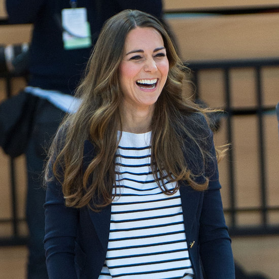 Recent Pictures Of Kate Middleton Playing Volleyball