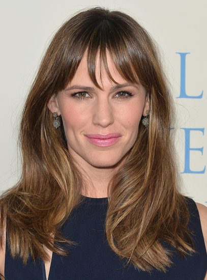 Jennifer Garner opted for an effortless look at the premiere.