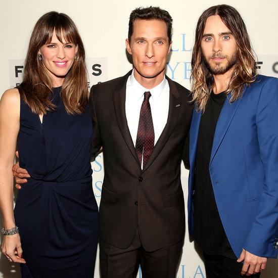 Matthew McConaughey, Jennifer Garner & Jared Leto: Premiere