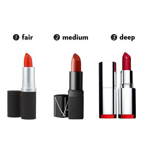 Every woman needs a good red lipstick, which is why this slide outlining red-lipstick-wearing tips for all skin tones was a big hit among our Pinterest followers.