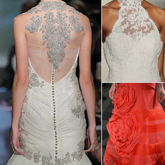 Zoom In All The Divine Details From Bridal Fashion Week