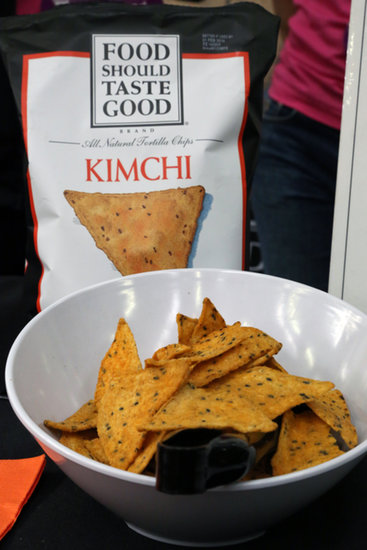 Food Should Taste Good Kimchi