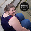 Before and After: How One Woman Lost Half Her Size