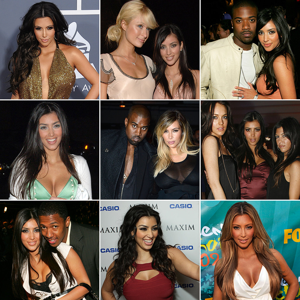 From Party Girl to Hot Married Mom: Kim Kardashian's Evolution