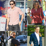Jake Gyllenhaal and Charlie Hunnam Get Back to Work, and More Stars on Set