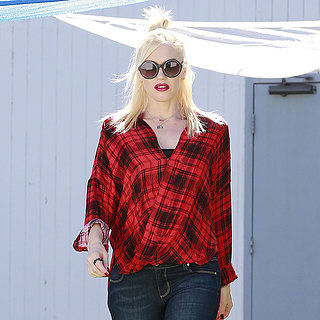 Gwen Stefani Bringing Her Sons to a Halloween Party