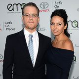 Matt Damon Pictures at 2013 Environmental Media Awards