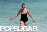 Kate Moss Is Living the Bikini Life