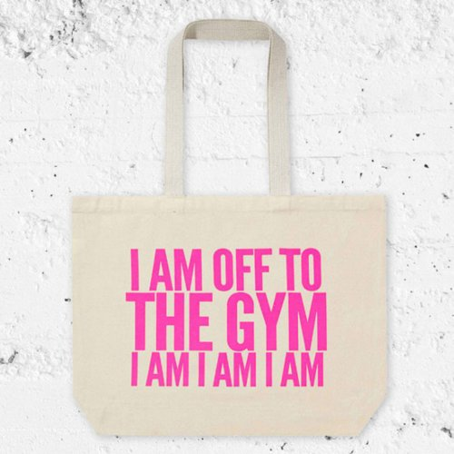 Motivational Tote Bags