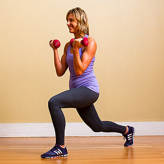 Benefits of Walking Lunges