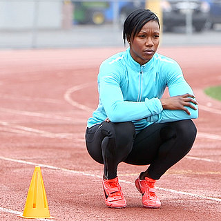 Carmelita Jeter Olympic Interview on In Her World | Video