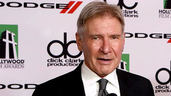 "Harrison Ford: ""I Didn't Even Know I Was Sick"""