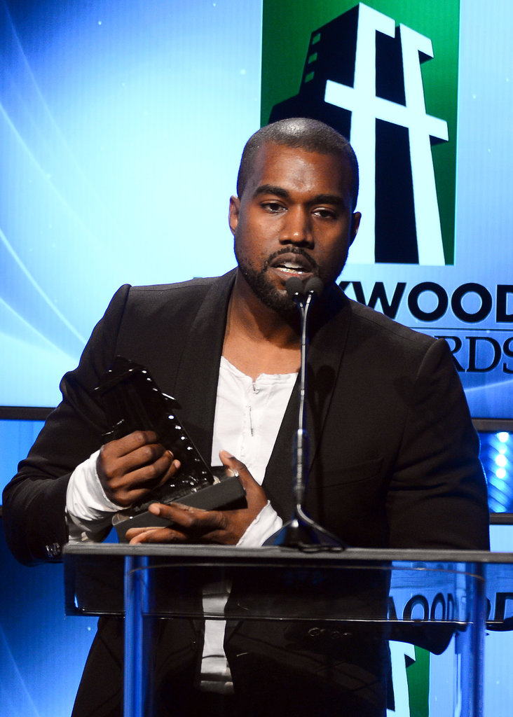 Kanye Goes Hollywood Before Proposing to Kim