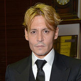 Johnny Depp Goes Blond — Love It or Leave It?