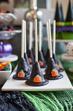 Witch Hat Cake Pops