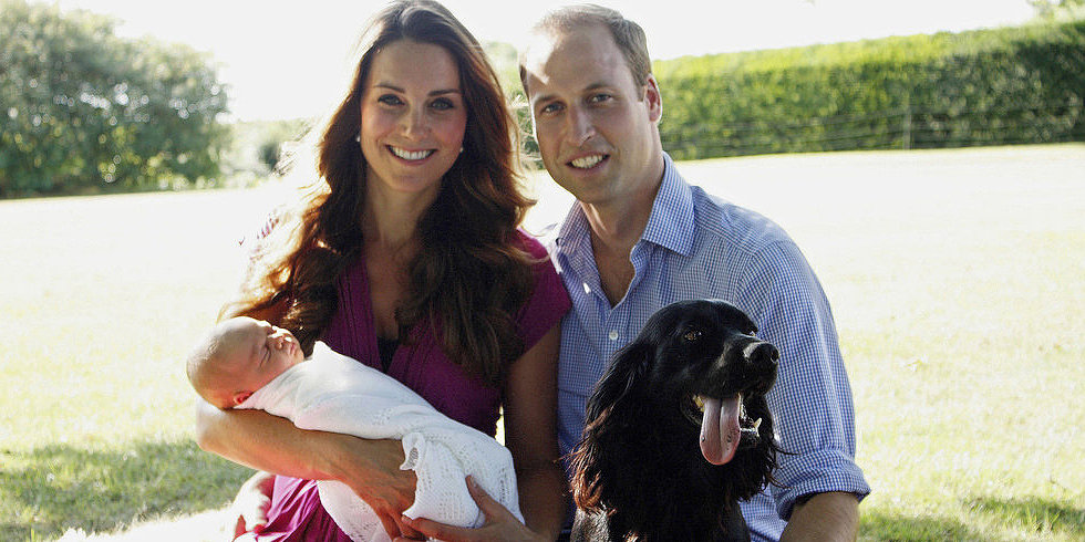 Christening Gifts Worthy of a Royal Baby