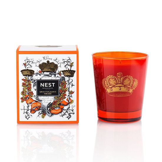 We nearly lost our minds when we smelled Nest's Elton John Fireside Candle ($38), which smells exactly like a burning fireplace.